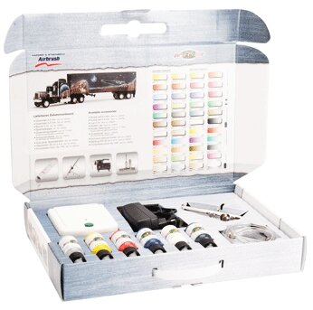 ULTRA - AIRBRUSH STARTER SET